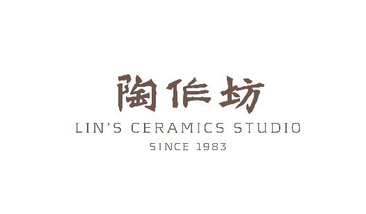 Lin's ceramics studio logo