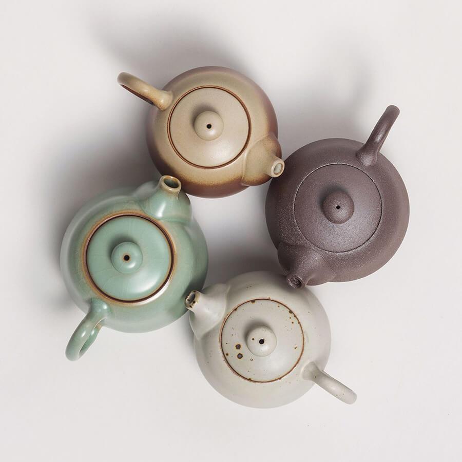 Lin's Ceramics teapots